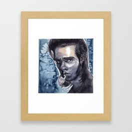 Bad Seed Framed Art Print