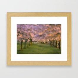 Cherrys by Boone Speed Framed Art Print
