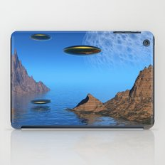 It's a Great Day For Flying iPad Case