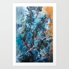 Your Universe Expanding Art Print