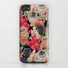 Because Cats iPod touch Slim Case