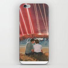 Lazers iPhone Skin
