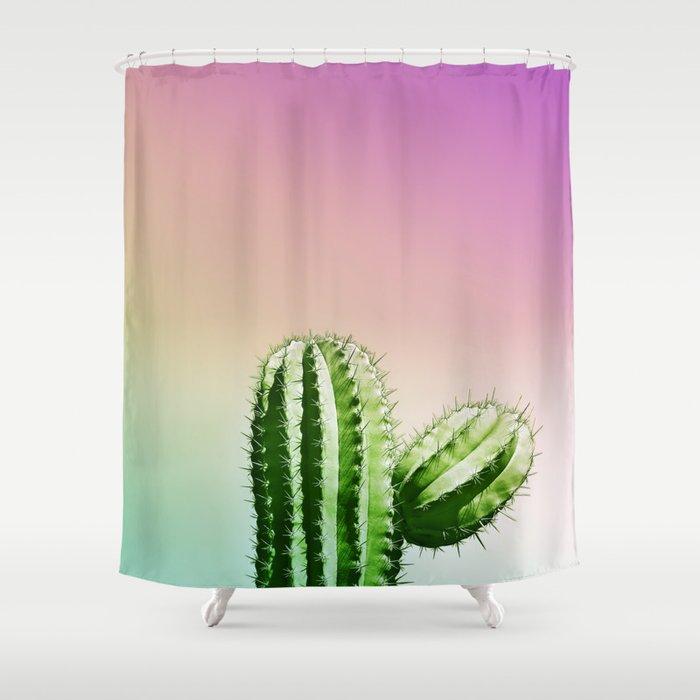 Wild Desert Shower Curtain