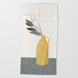 Little Branch Beach Towel