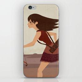 Archer iPhone Skin