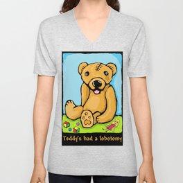 Ted .E. Bear Unisex V-Neck