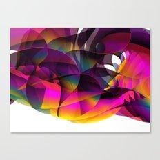 Fans Canvas Print
