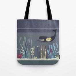 The Fishtank Tote Bag