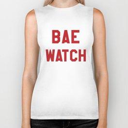 BAE Watch Biker Tank