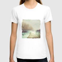 Where to? T-shirt