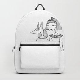 tutankhamun Backpack