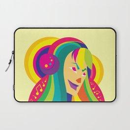 Happy Music - Joy of Life Laptop Sleeve