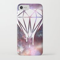 diamond iPhone & iPod Cases featuring Diamond by jeff'walker