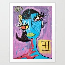 EFFUGIUM Art Print