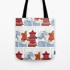Japan Tote Bag