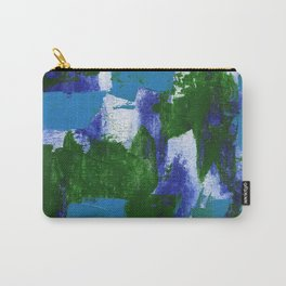 Abstract Expression #4 by Michael Moffa Carry-All Pouch