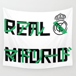 Real Madrid Japanese Wall Tapestry