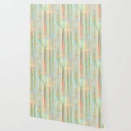 Streaks Of Colors Abstract - Pastel Wallpaper