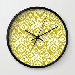 lezat chartreuse Wall Clock
