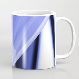 Strelitzia Reginae (Blue version) Coffee Mug