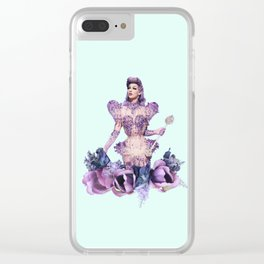 come through Clear iPhone Case