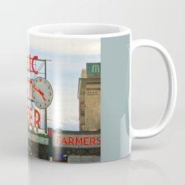 Seattle Pike Place Market Coffee Mug