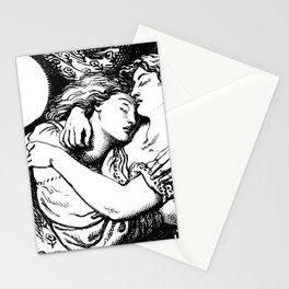 Hypnos & Thanatos Stationery Cards