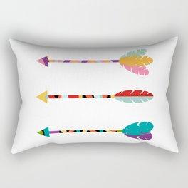 Direction Rectangular Pillow