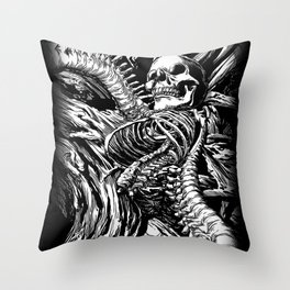 ROTFIELD Throw Pillow