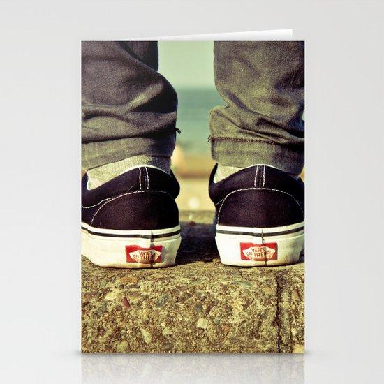 vans II. Stationery Cards