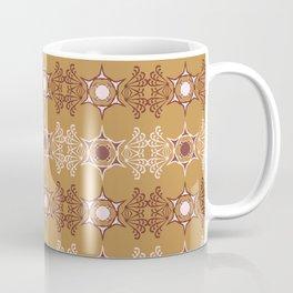 Ornamental Damask Arabesque Hand Drawn Coffee Mug