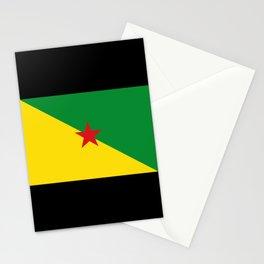 Gf Flag Stationery Cards