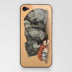 Huntress iPhone & iPod Skin