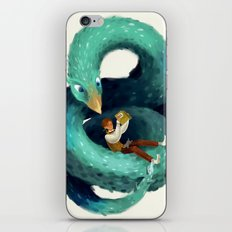 FANTASTIC BEASTS and where to find them iPhone & iPod Skin