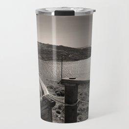 Stationary Sailing Travel Mug