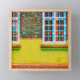 Copenhagen Framed Mini Art Print
