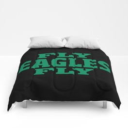 Fly Eagles Comforters