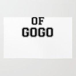 Property of GOGO Rug