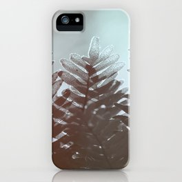 Natural Crown iPhone Case