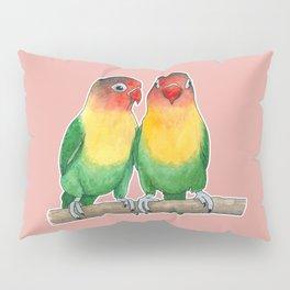 Fischer's lovebirds Pillow Sham