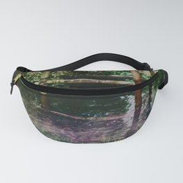 Tropical Pool Garden Fanny Pack