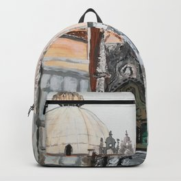Venice architecture, Piazza San Marco, Dodge's Palace Backpack