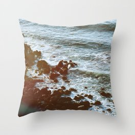 Ocean Daydream Throw Pillow