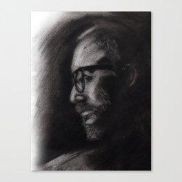 Dallas Green Canvas Print