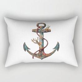 Lost at Sea - colour option Rectangular Pillow