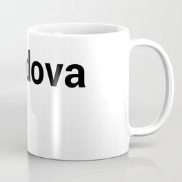 moldova Coffee Mug