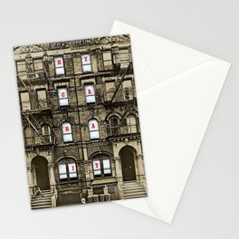 Physical Graffiti Led (Remastered) by Zeppelin Stationery Cards