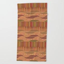 Savannah Summer Beach Towel