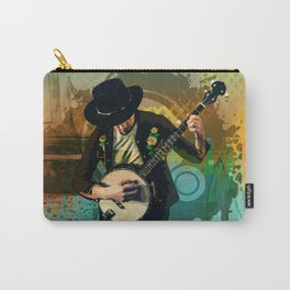Banjo Man Carry-All Pouch