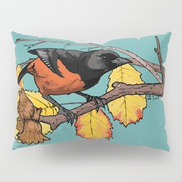 Oriole Pillow Sham